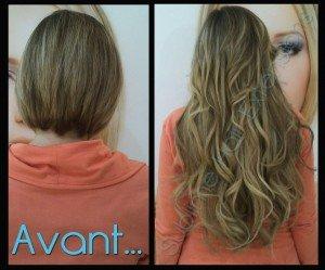 extensions cheveux  je veux