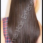 extensions cheveux lisse