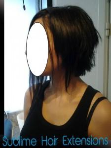 extensions cheveux court carré plongant liege10