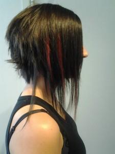 extensions cheveux court carré plongant liege11