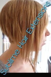 extensions cheveux court carré plongant liege18