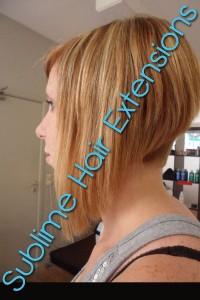 extensions cheveux court carré plongant liege20