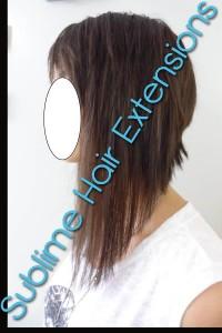 extensions cheveux court carré plongant liege23