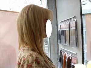 extensions cheveux court carré plongant liege29