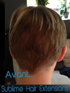 extensions cheveux court carré plongant liege35