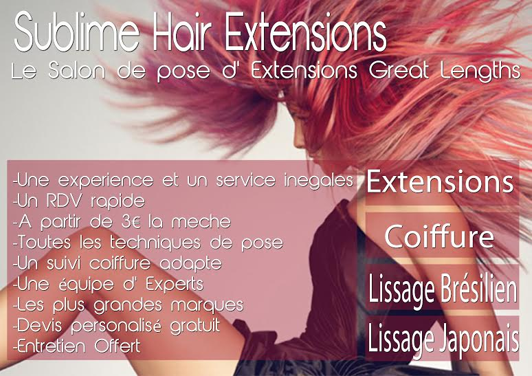 extensions cheveux great lengths liège coiffeur